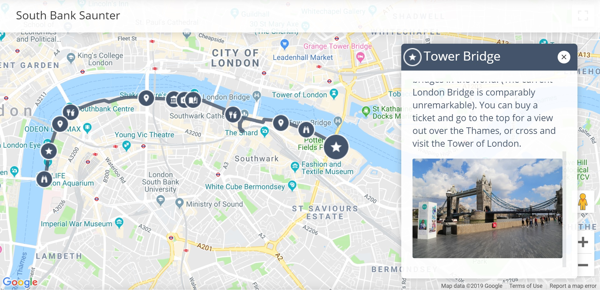 London In A Day Map.1 Day London Itinerary Walkli Travel